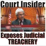 Court Insider Exposes Judicial Treachery