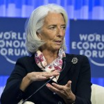 Lagarde Warns of Risks to Global Economic Recovery