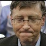 Bill Gates Crying In His Vault