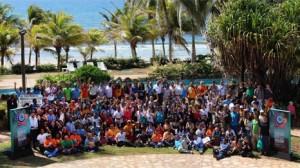 Green groups celebrate the Margarita Declaration