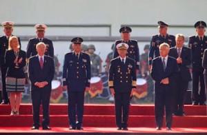 Trilateral Defense Ministers - North America