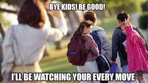 Bye Kids. Be Good.