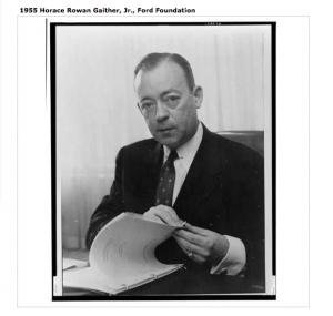 Horace Rowan Gaither, Jr.