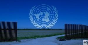 UN behind open border