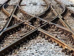 train wreck track