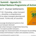 UN's International Building Codes, necessary tool for Agenda 21 implementation