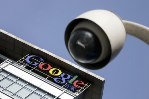 Surveillance of Google