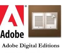 Adobe Digital Editions logo