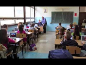 Watch DOSITEJ project - empowering education