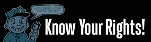 EFF - Know your rights - digital search