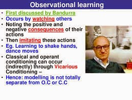 Observational Learning Bandura