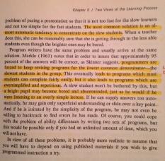 """Exhibit 3, p. 171, """"the lowest common denominator"""" admission"""