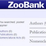 "<span class=""quo"">'</span>International Commission on Zoological Nomenclature' behind pocket gopher hoax"