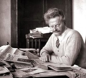 """Leon Trotsky: father of neoconservatism"" (Source)"