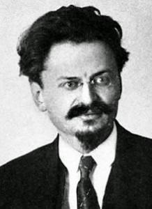 Leon Trotsky, 1921