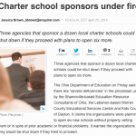 Common Core Charter School Craziness!
