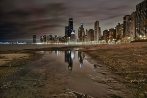 chicago+reflection