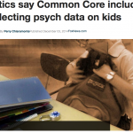 Common Core Psych Data on Children