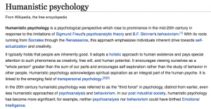 http://en.wikipedia.org/wiki/Humanistic_psychology