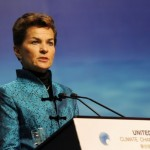 U.N. Climate Chief: We're 'Intentionally' Transforming The World Economy