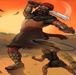 David Goliath