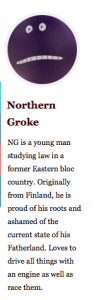 Finland blogger