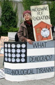A Sept. 2011 demonstration outside the CPUC in San Francisco