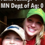 UPDATE: Minnesota Farmer Victorious in Court!