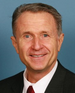 Wally Herger – U.S. House of Representatives from California's 2nd district. Chairman Subcommittee on Human Resources of the Committee on Ways and Means. In office January 3, 1987 – January 3, 2013. Image Source.